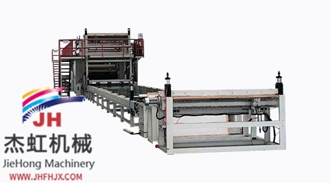 PUR热熔胶复合机的原理及发展